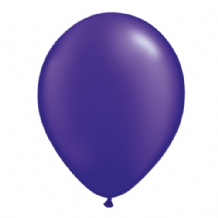 "Qualatex 11 inch Balloons - Pearl Purple 11"" Balloons (Radiant 25pcs)"